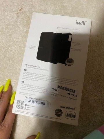 Case Iphone X - nova  - Foto 2