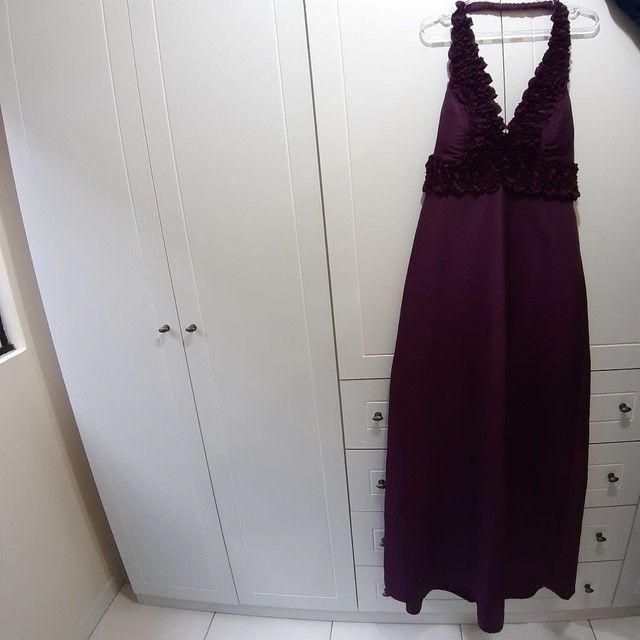 Vestido festa longo - Foto 2