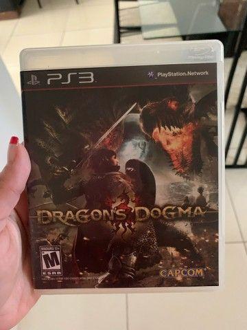 Jogo para PS3 DRAGONS DOGMA ORIGINAL
