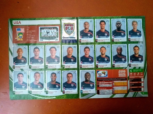 Álbum Copa Do Mundo 2010 África Do Sul - Panini - Foto 5