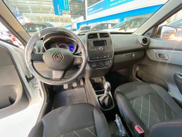 .Renault Kwid 1.0 Zen 2020 -Único dono! Garantia de Fabrica! - Foto 11