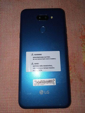Celular LG K40 novo-usado - Foto 2