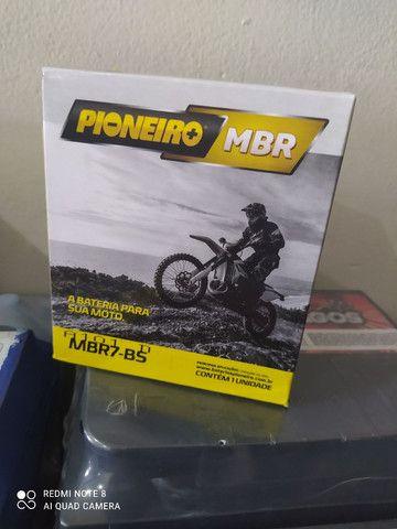 BATERIA DE MOTO NOVA 7AH PIONEIRO