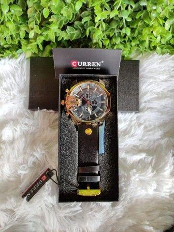 Relógio curren social  - Foto 3