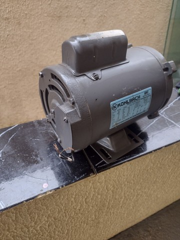 Motor elétrico 3/4 CV (semi novo) - Foto 2