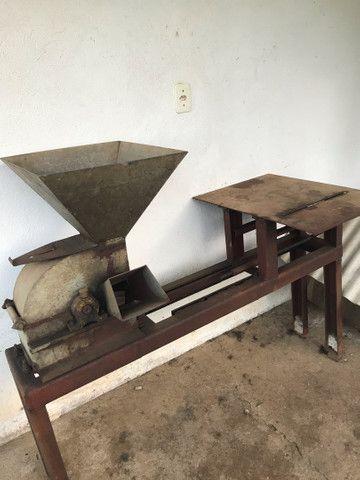 Serra com triturador  - Foto 3