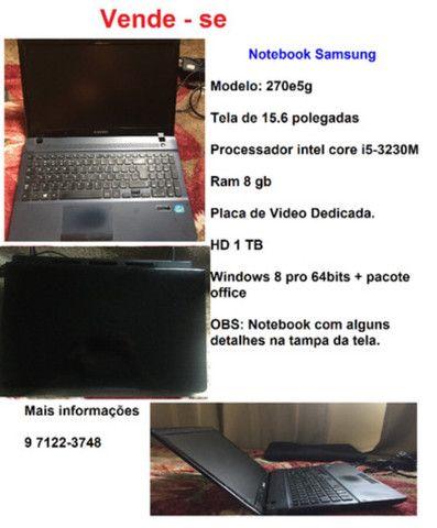 Samsung Notebook 270e5g - Foto 4