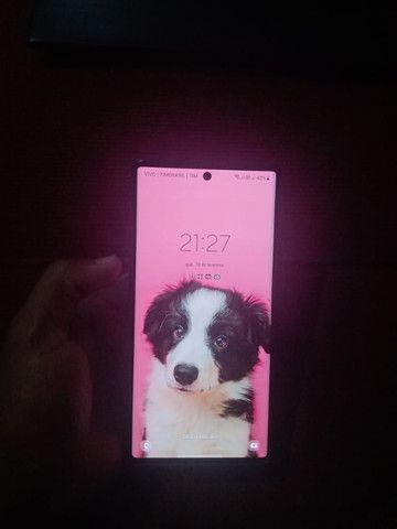 Samsung Galaxy Note 10+ Plus 5G - 256GB - Aura Glow - Foto 6