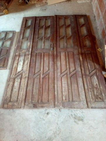 Porta maçaranduba