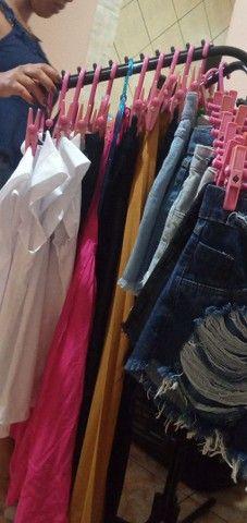 Short, Saias, Vestidos, Camisas, Brusas... - Foto 3