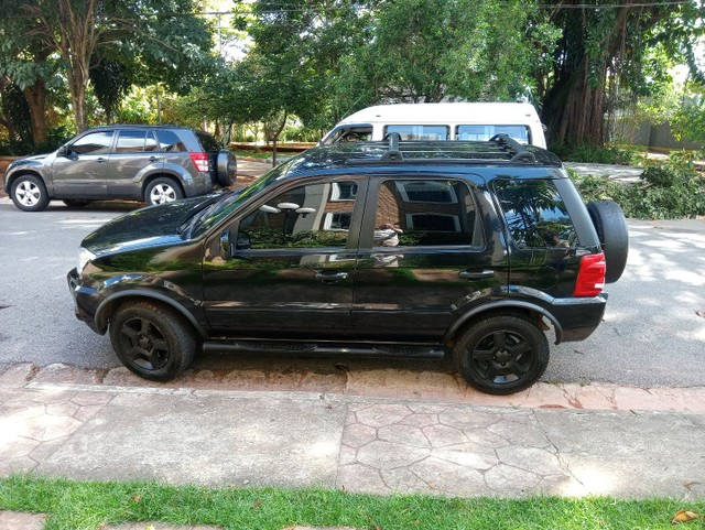 Ford * Ecosport XLT 2.0 4x2 * 2008 * Automática * I M P E C Á V E L ! ! ! - Foto 6