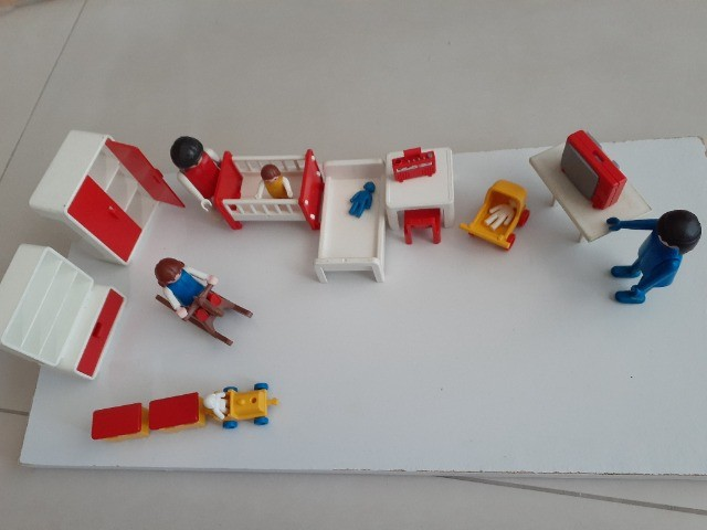 Playmobil quarto de hospital e quarto - Foto 2