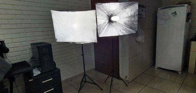 2 softbox completas - Foto 3