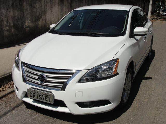 NISSAN SENTRA 2014/2015 2.0 SV 16V FLEX 4P AUTOMÁTICO
