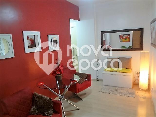 Apartamento à venda com 1 dormitórios em Méier, Rio de janeiro cod:ME1AP15369 - Foto 3