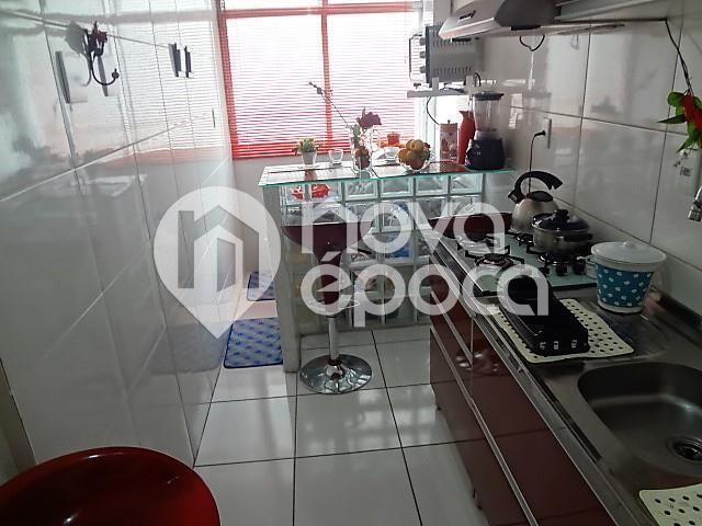 Apartamento à venda com 1 dormitórios em Méier, Rio de janeiro cod:ME1AP15369 - Foto 14
