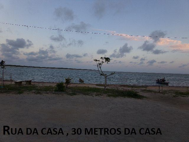 Linda Casa de Frente a Praia Nova Viçosa Bahia-150 mil-Leia Anúncio por gentileza - Foto 4