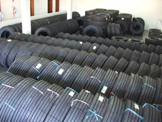 Compre pneus direto da Distribuidora! Linha passeio, carga, caminhão e máquinas! - Foto 4