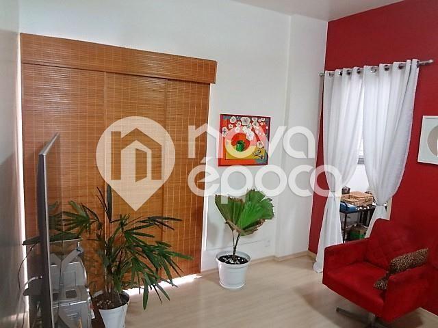 Apartamento à venda com 1 dormitórios em Méier, Rio de janeiro cod:ME1AP15369 - Foto 7