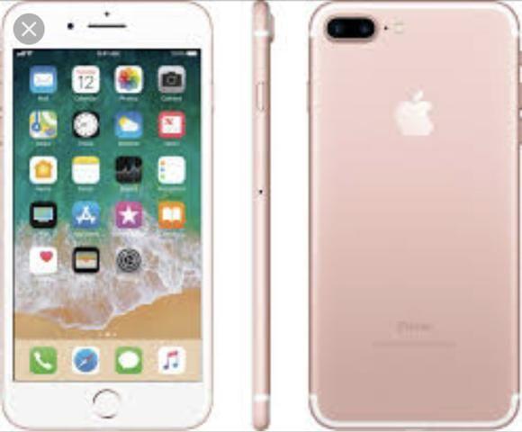 IPhone 7 Plus 128Gb Ouro Rose