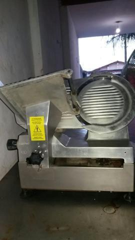 Fatiadora queijo automática