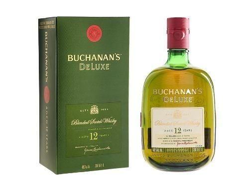 Whisky Buchanan's 12 anos 1 lt original c\ caixa - Foto 2