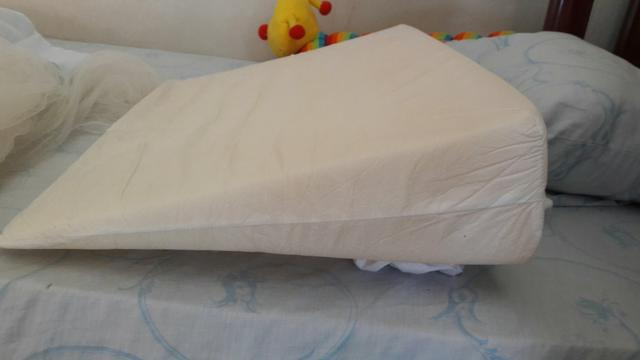 Anti refluxo travesseiro