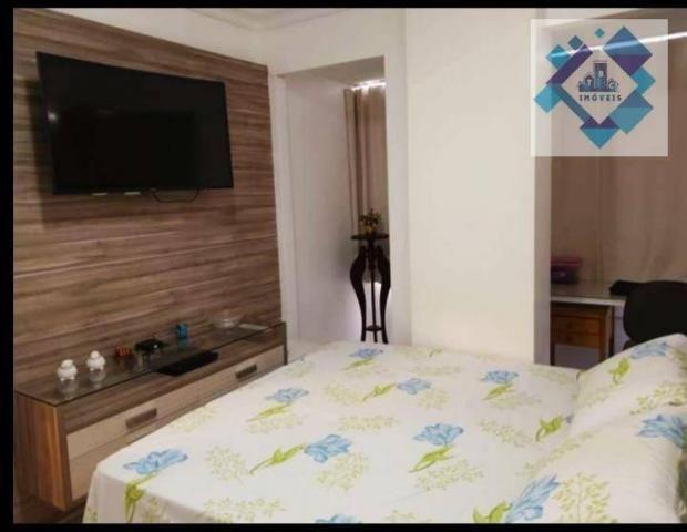 Apartamento com 3 dormitórios à venda, 65 m² por R$ 360.000 - Meireles - Fortaleza/CE - Foto 12