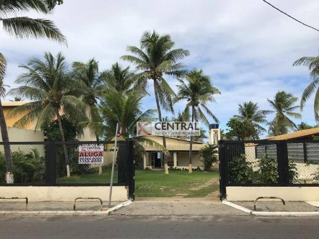 Casa residencial para locação, Jauá, Camaçari - CA0180.