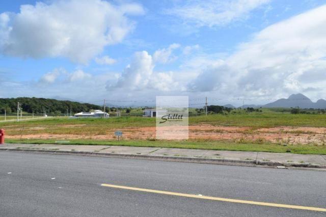 Terreno à venda, 435 m² por R$ 130.000,00 - Extensão do Bosque - Rio das Ostras/RJ - Foto 8