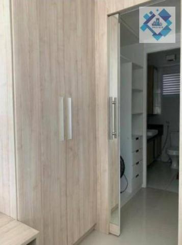Apartamento com 2 dormitórios à venda, 68 m² por R$ 660.000 - Meireles - Fortaleza/CE - Foto 6