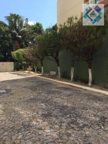 Apartamento com 3 dormitórios à venda, 62 m² por R$ 240.000 - Montese - Fortaleza/CE - Foto 2