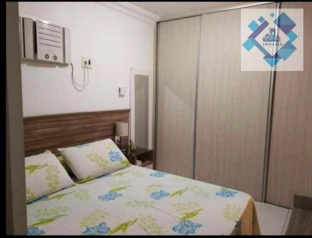 Apartamento com 3 dormitórios à venda, 65 m² por R$ 360.000 - Meireles - Fortaleza/CE