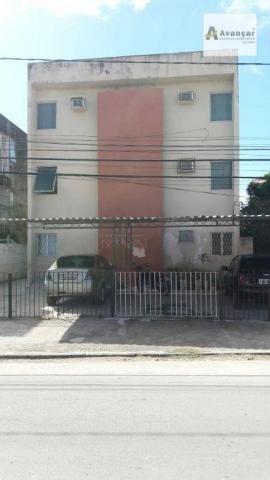 Apartamento com 2 dormitórios para alugar, 90 m² por R$ 800,00/mês - Janga - Paulista/PE