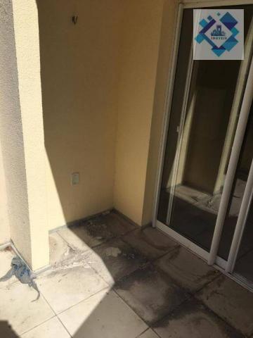 Apartamento com 3 dormitórios à venda, 60 m² por R$ 250.000 - Passaré - Fortaleza/CE - Foto 16