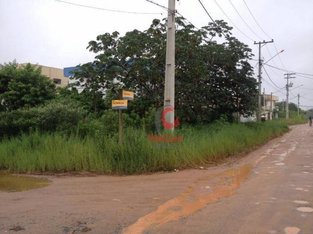 Terreno residencial à venda, Verdes Mares, Rio das Ostras.