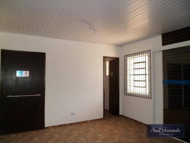 Barracão para alugar, 240 m² por R$ 3.500/mês - Bom Jesus - São José dos Pinhais/PR - Foto 6