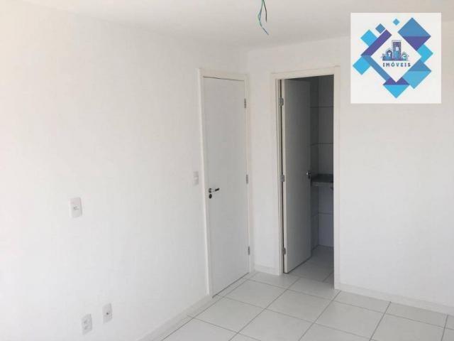 Apartamentos com 56,14 m² - Maraponga. - Foto 2