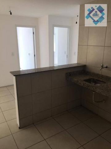 Apartamento com 3 dormitórios à venda, 60 m² por R$ 250.000 - Passaré - Fortaleza/CE - Foto 2