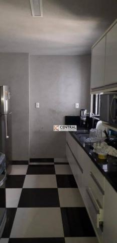 Apartamento com 3 dormitórios para alugar, 120 m² por R$ 2.000,00/mês - Caminho das Árvore - Foto 6