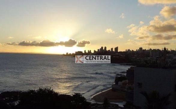 Cobertura com 5 dormitórios à venda, 792 m² por R$ 3.150.000,00 - Rio Vermelho - Salvador/ - Foto 2
