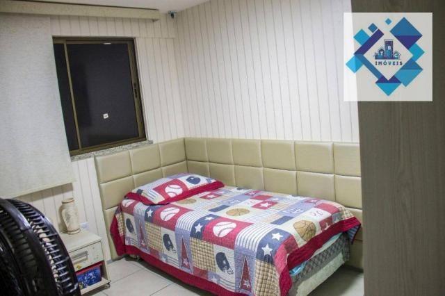 Apartamento residencial à venda, Varjota, Fortaleza. - Foto 6