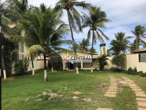 Casa residencial para locação, Jauá, Camaçari - CA0180. - Foto 2