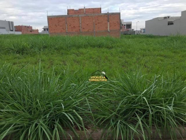 Terreno à venda no condomínio Pau Brasil por R$ 340.000 - Carioba - Americana/SP - Foto 2