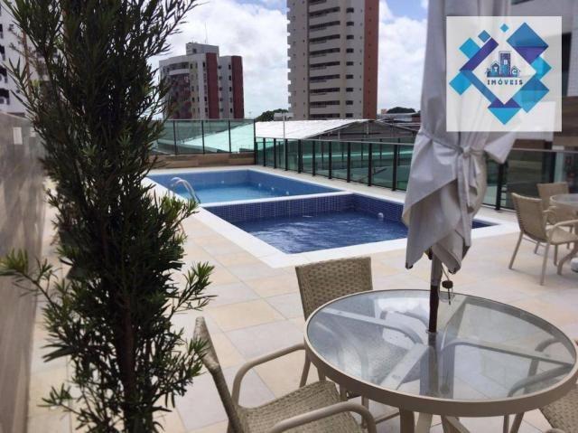 Apartamento residencial à venda, Guararapes, Fortaleza. - Foto 10
