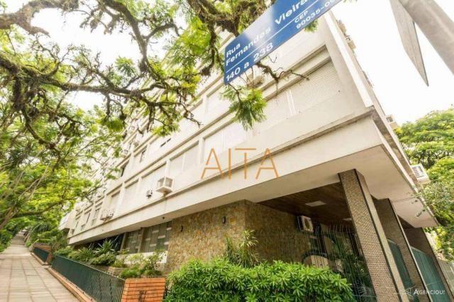 Apartamento com 4 dormitórios à venda, 165 m² por R$ 1.000.000,00 - Bom Fim - Porto Alegre - Foto 2