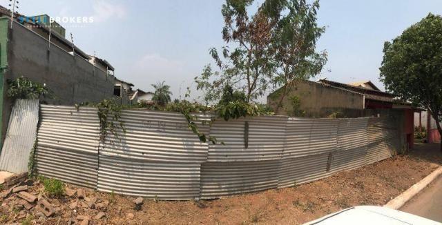 Terreno à venda, 450 m² no bairro Santa Cruz II - Cuiabá/MT