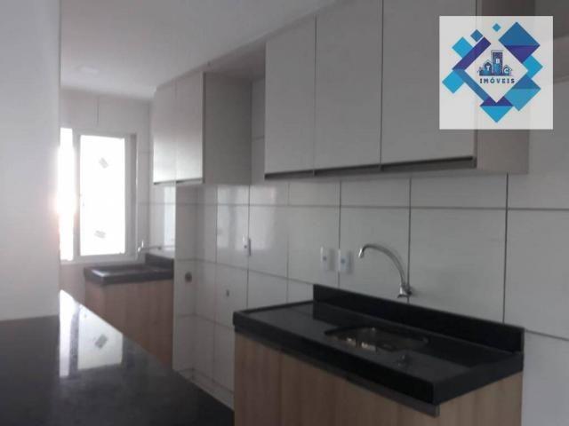 Apartamento residencial à venda, Montese, Fortaleza. - Foto 3