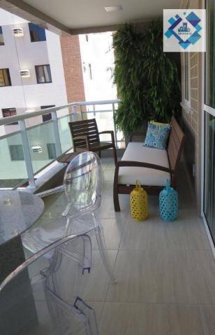 Apartamentos 158m² novo, pronto para morar na Aldeota! - Foto 11