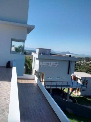 Excelente residencia em praia da Gamboa com vista espetacular, ótima construção, casa nova - Foto 13